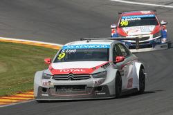 WTCC: Sébastien Loeb, Citroën C-Elysee WTCC, Citroën Total WTCC