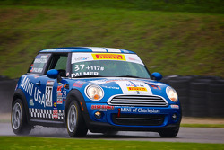 PWC: #37 MINI of Charleston Racing Mini Cooper: Tyler Palmer