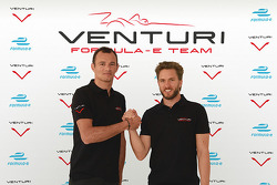 Stéphane Sarrazin and Nick Heidfeld sign with Venturi