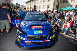 #118 Subaru Tecnica International Subaru WRX STI
