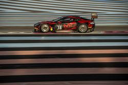 BES: #38 MP Motorsport Aston Martin Vantage GT3: Mark Poole, Joe Osborne, Richard Abra