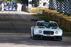 2013 Bentley Continental GT3 - David Brabham