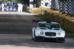 2013 Bentley Continental GT3 - David Brabham