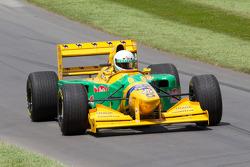 1993 Benetton-Ford B193 - Stephen Ottavianelli