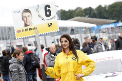 Gridgirl of Paul Di Resta