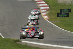TUSC: #42 OAK Racing Nissan Morgan: Gustavo Yacaman, Alex Brundle