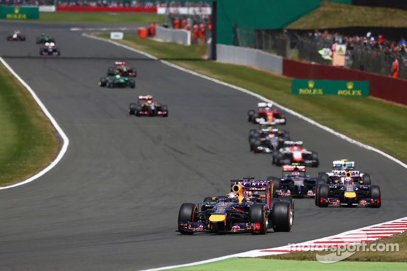 Sebastian Vettel, Red Bull Racing RB10