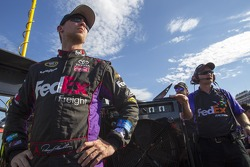 NASCAR-CUP: Denny Hamlin, Joe Gibbs Racing Toyota
