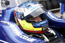 EUROF3: Jordan King