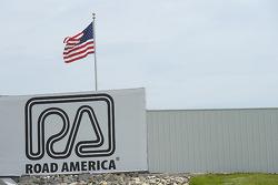 Road America signage