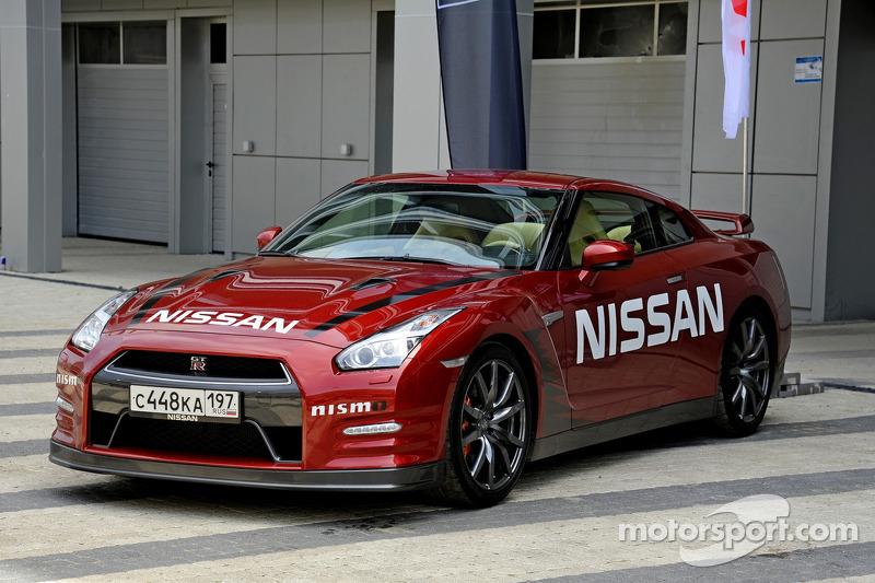 Nissan GT Academy at Sochi Autodrom