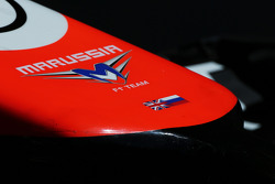 Marussia F1 Team MR03 nosecone