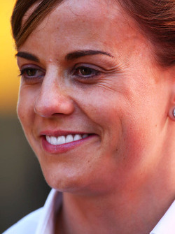 F1: Susie Wolff, Williams Development Driver