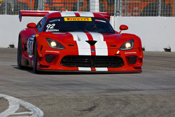 PWC: #92 Dodge Motorsports Dodge Viper SRT GT3-R: Kuno Wittmer