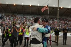 Dean Kearney and Darren McNamara