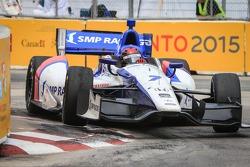 INDYCAR: Mikhail Aleshin, Schmidt Peterson Motorsports Honda