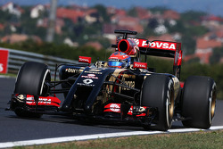 F1: Romain Grosjean, Lotus F1 E22