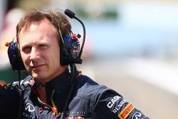 F1: Christian Horner, Red Bull Racing Team Principal