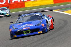 BES: #100 SMP Racing Russian Bears Ferrari 458 Italia: Vyacheslav Maleev, Roman Mavlanov, Daniel Zampieri