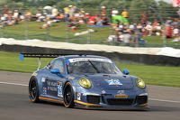 #23 Team Seattle/Alex Job Racing Porsche 911 GT America: Ian James, Mario Farnbacher