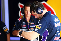 Guillaume Rocquelin, Red Bull Racing Race Engineer