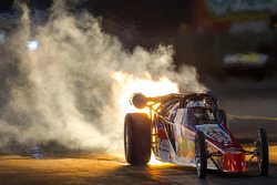 Jet cars cap off the night at Sonoma Raceway