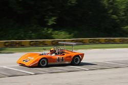 #44 1970 Lola T165: Jim Ferro