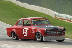 #5 1968 Volvo:David Hueppchen