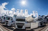 BMW Team MTEK transporters