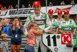 INDYCAR: Polesitter Sébastien Bourdais, KV Racing Technology Chevrolet