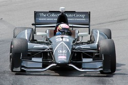 INDYCAR: Jack Hawksworth, Bryan Herta Autosport Honda