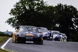 GT: #12 Trackspeed Porsche 997 GT3: Jody Firth, Warren Hughes