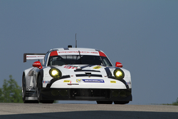 #911 Porsche North America Porsche 911 RSR: Nick Tandy, Richard Lietz