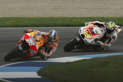 MOTOGP: Dani Pedrosa and Andrea Iannone