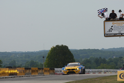 #94 Turner Motorsport BMW Z4: Dane Cameron, Markus Palttala takes the class win