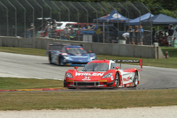 #31 Marsh Racing Corvette DP: Eric Curran, Burt Frisselle