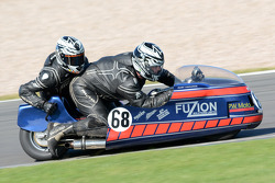 Clint Faulkner and Ben Gray, MRE 1169cc