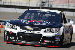 NASCAR-CUP: Kevin Harvick, Stewart-Haas Racing Chevrolet