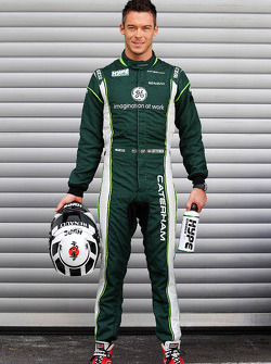 F1: Andre Lotterer, Caterham F1 Team