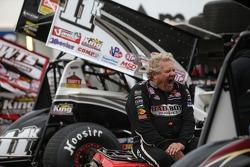 WOO: Steve Kinser, Tony Stewart Racing