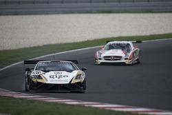 BSS: #28 Grasser Racing Team Lamborghini LFII: Hari Proczyk, Jeroen Bleekemolen