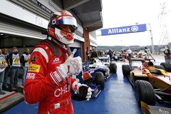 GP2: Race winner Raffaele Marciello