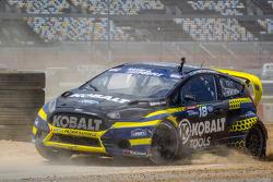 RALLYCROSS: #18 Olsbergs MSE Ford Fiesta ST: Patrik Sandell
