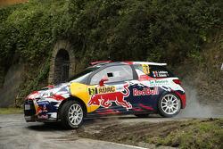 WRC: Stephane Lefebvre and Thomas Dubois, Citroen DS3 R3