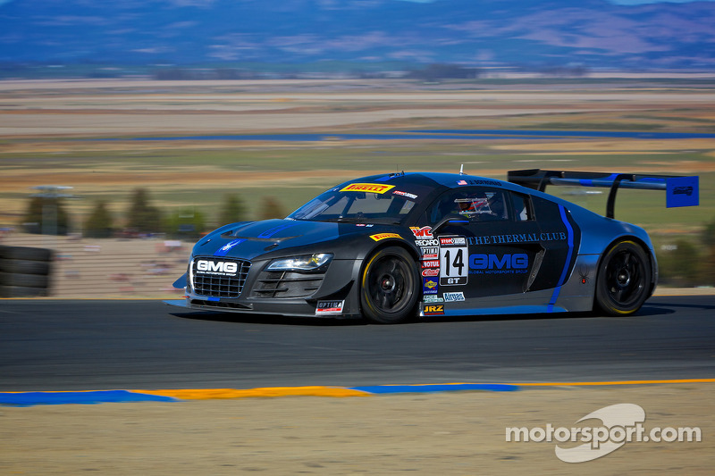 #14 Global Motorsports Group Audi R8 Ultra: James Sofronas