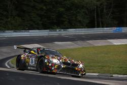 #36 Walkenhorst Motorsport BMW Z4 GT3: Niclas Kentenich, Peter Posavac, Henry Walkenhorst, Anders Burchardt