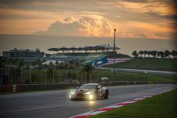 #007 CRAFT Bamboo Racing Aston Martin Vantage: Frank Yu, Stefan Mucke, Warren Luff