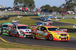 Tim Slade and Tony d'Alberto, Supercheap Auto Racing Holden