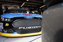 Greg Biffle, Roush Fenway Racing Ford detail