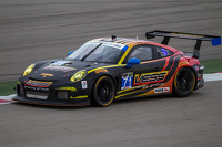 #71 Park Place Motorsports Porsche 911 GT America: Mike Vess, Mike Skeen